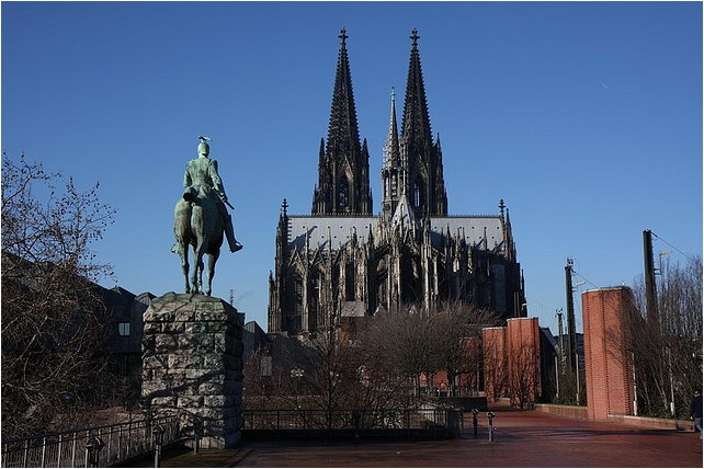 Cologne Cathedral Facts